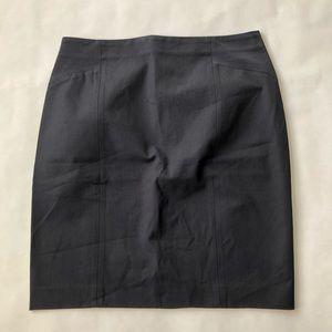 *NWT* Banana Republic Navy Skirt (8)